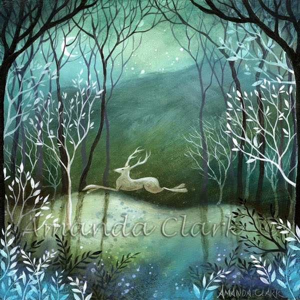 Earth Angels Art Art And Illustrations By Amanda Clark