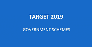 UPSC Target 2019 : Government Schemes - Download pdf by iasparliament