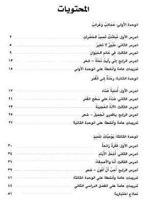 تحميل كتاب الانشطة والتدريبات فى اللغة العربية للصف الرابع الابتدائى 2017 الترم الثانى