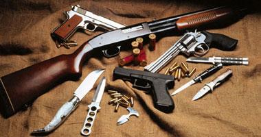 بأبوكبير تمكن أمن الشرقية بضبط ورشة لتصنيع الأسلحة النارية