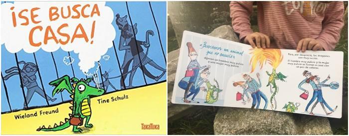 mejores cuentos libros infantiles de 0 a 3 años Se busca casa Takatuka