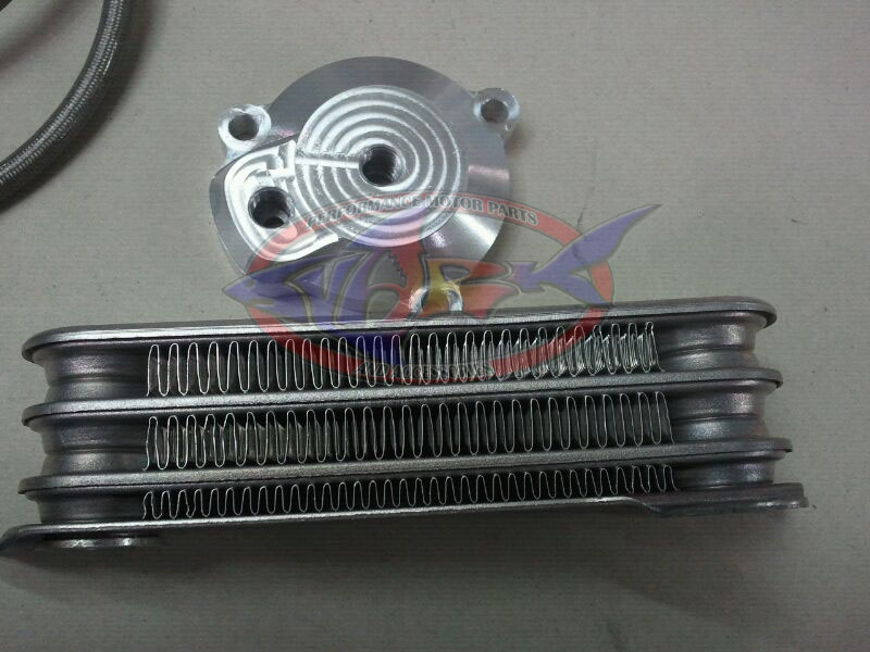 Syark Performance Motor Parts And Accessories Online Shop  New Piaggio Racing Oil Cooler For
