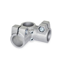 Aluminum Angle Connector Clamps