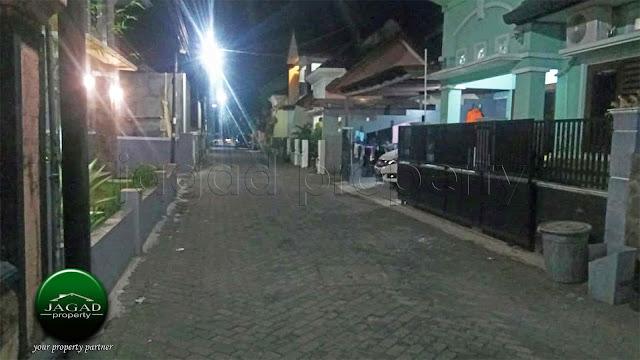 Rumah dalam Perum di Condongcatur