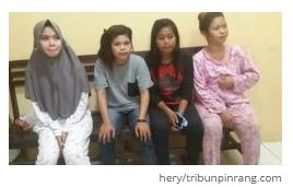 gambar Video Kasus Penganiayaan Siswi Makasar yang sempat Viral