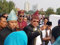 Ngambek….??? SBY Walk Out Pada Kampanye Damai Pemilu 2019