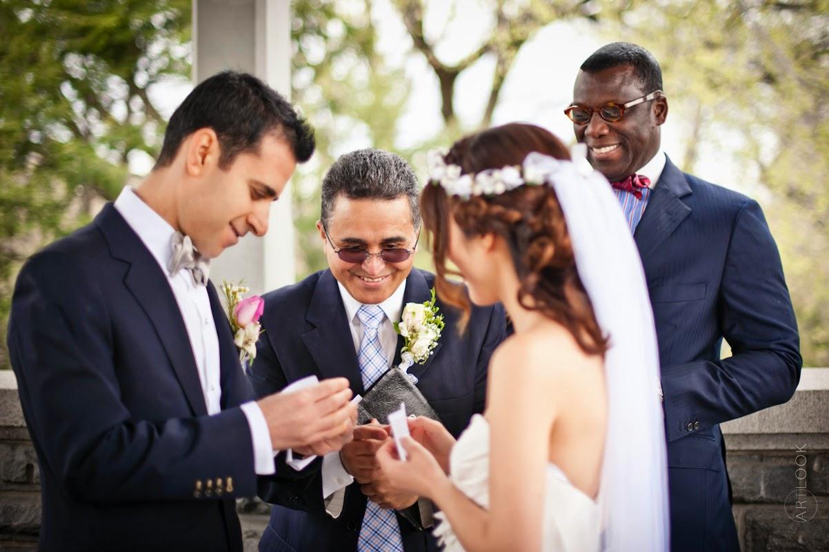 Artlook Outdoor wedding photography New York