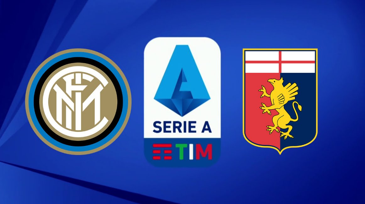 INTER-GENOA Streaming Gratis Rojadirecta, dove poterla guardare in Diretta.