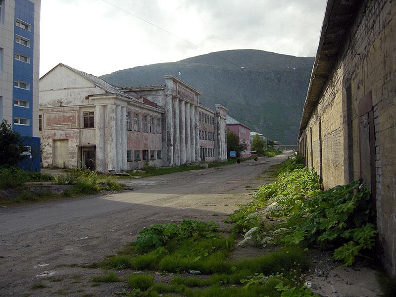 кировск заброшенный музей