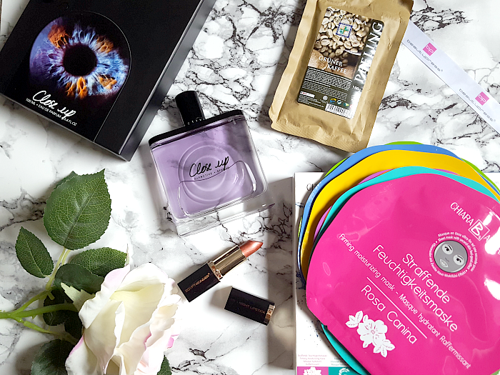 Unboxing: beautypress News Box Februar - Chiara Ambra, Olfactive Studio, Tanamera, Tana Cosmetics