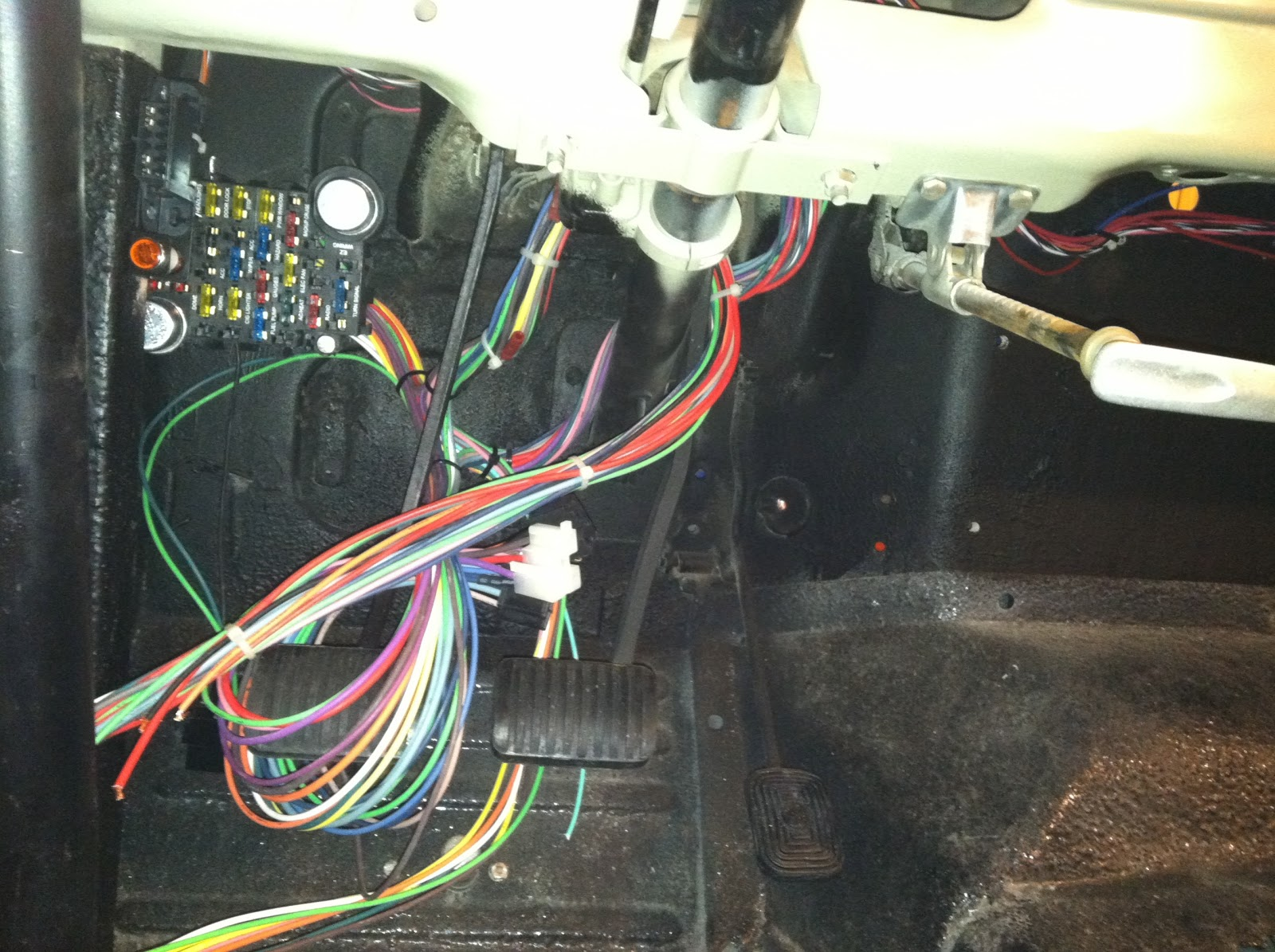 Jeep Cj5 Dash Wiring Wiring Library