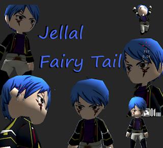Jellal Fairy Tail Skin AOTTG