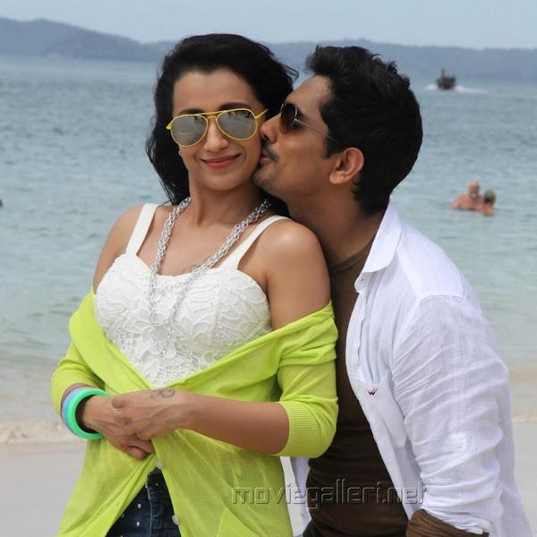Trisha latest hot photos from Aranmanai 2 aka Kalavathi