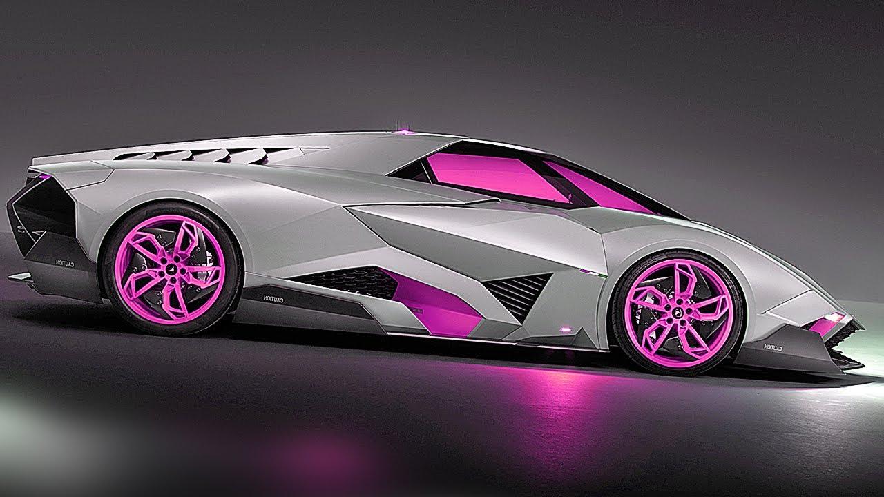 Lamborghini Egoista Car Priview Next Car One