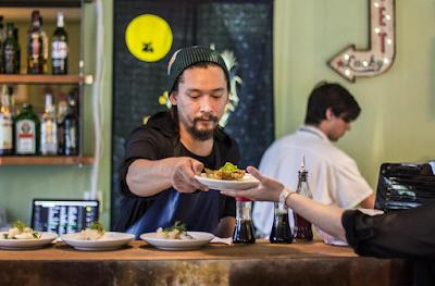 Cinq restaurants improbables en Islande-Laufey Jónsdóttir