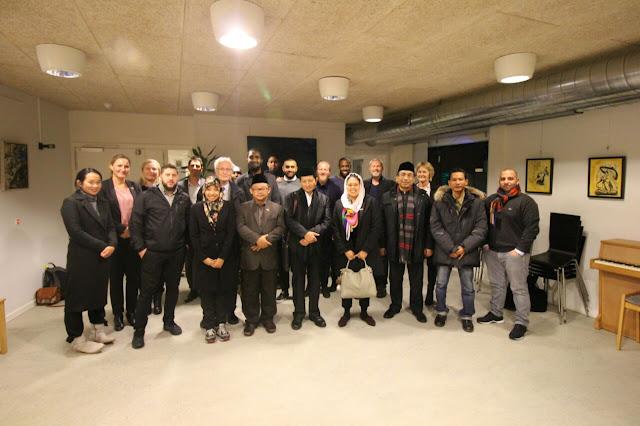 tur Dialog Lintas Agama ke Denmark