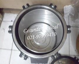 Drum Autoclave YX-280D Ukuran 18 Liter