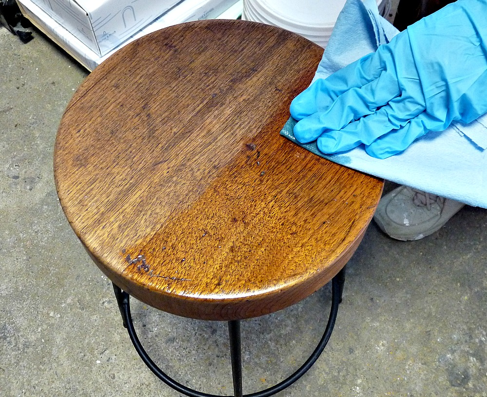 How to Use Tried and True Danish Oil
