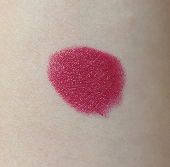 Givenchy Le Rouge N315 Framboise Velours swatch