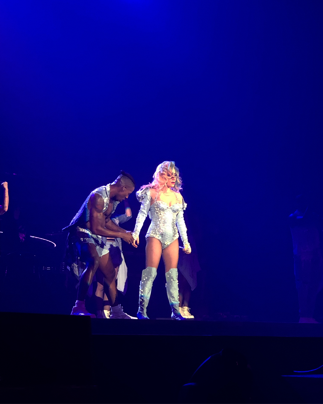 Lady Gaga Joanne World Tour Bloody Marry