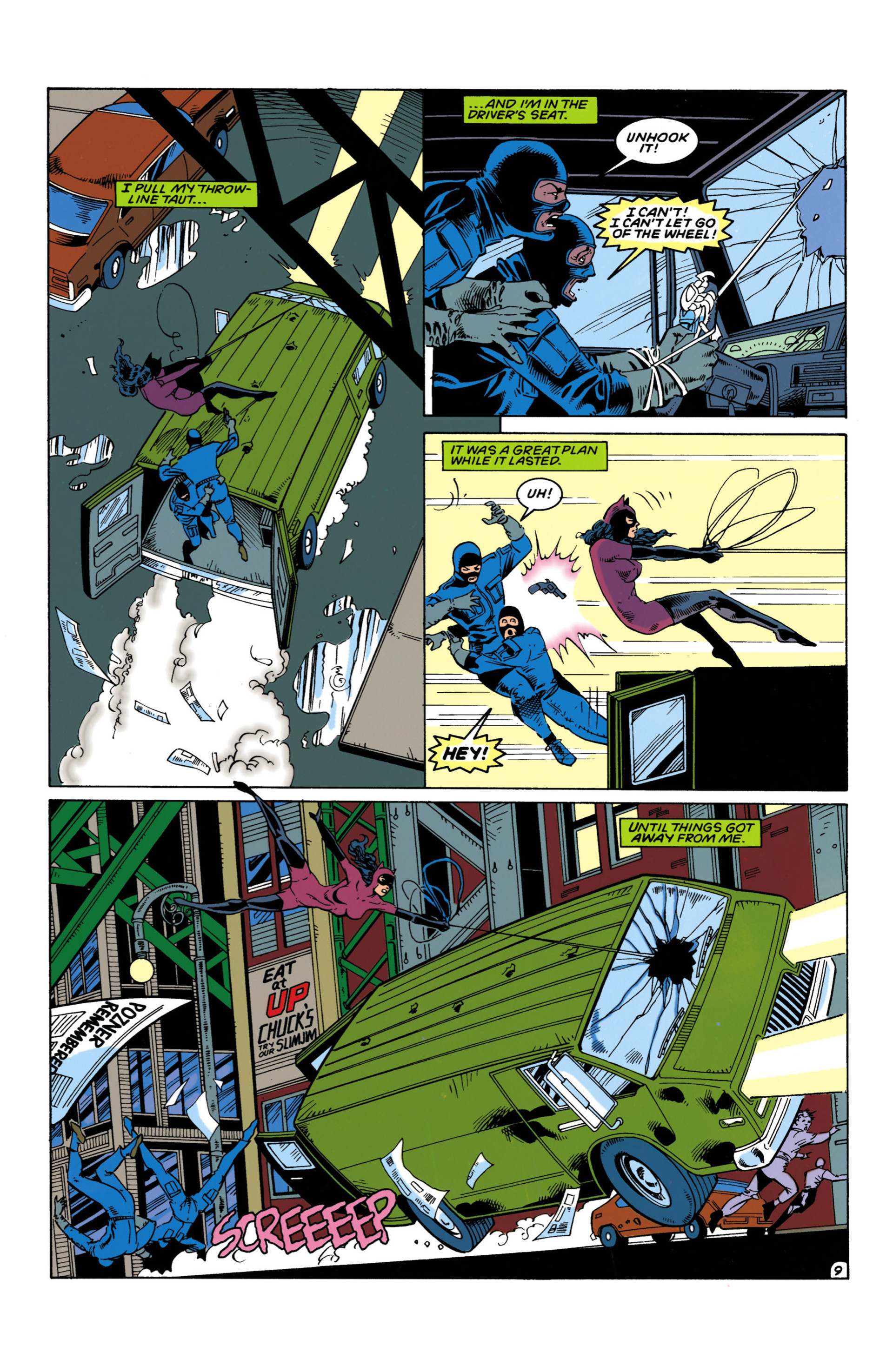 Catwoman (1993) Issue #15 #20 - English 10