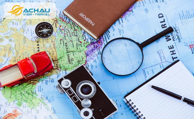 Quy trình xin visa Hàn Quốc chính xác nhất