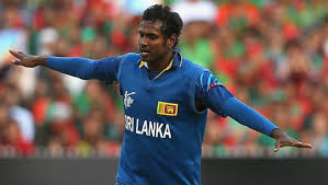 Angelo Mathews to lead Sri Lanka in World T20