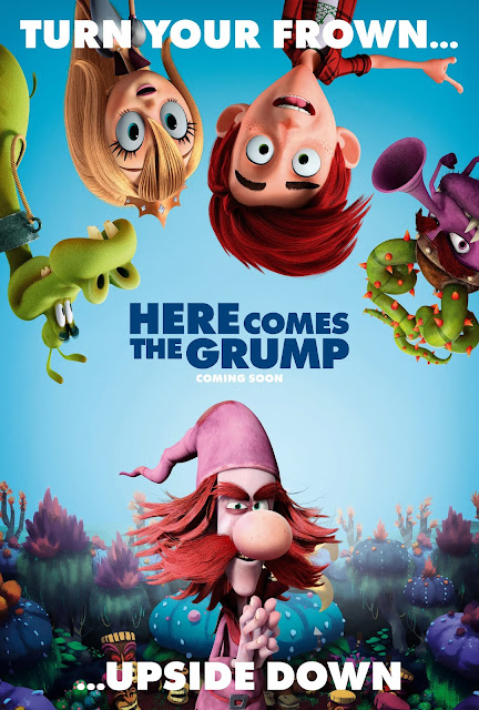 Here comes the Grump [AKA. A Wizard's Tale] (2018) 720p Web-DL | Full Movie 1