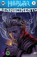 HellBlazer: Renascimento #1