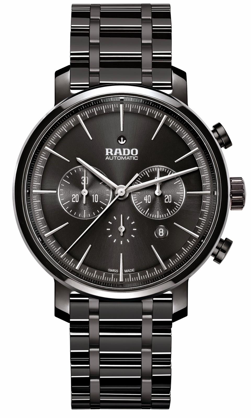 Rado Diamaster Automatic Chronograph XXL1