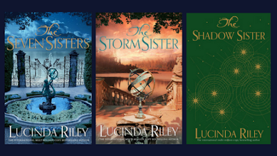 Seven Sisters Series By Lucinda Riley 4 Books Collection
