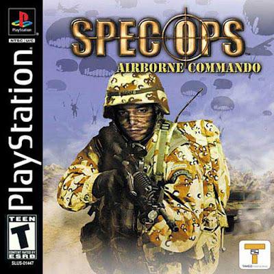 descargar spec ops airborne commando psx por mega