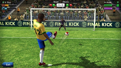 Game Final Kick: Online Football Apk v5.5 MOD