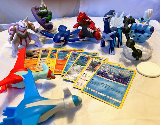 Pokemon Happy Meal toys from McDonalds UK