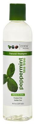 EDEN BodyWorks Peppermint Tea Tree Shampoo
