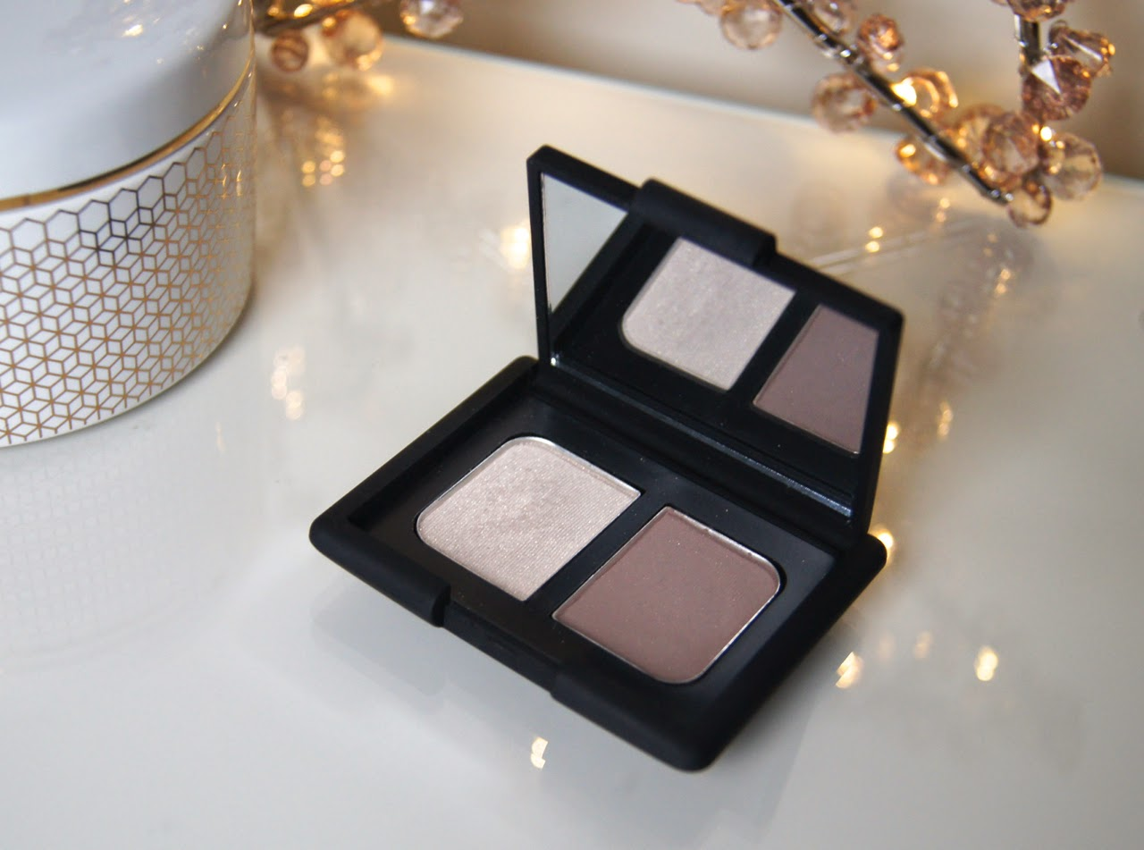 nars belissima eyeshadow duo review