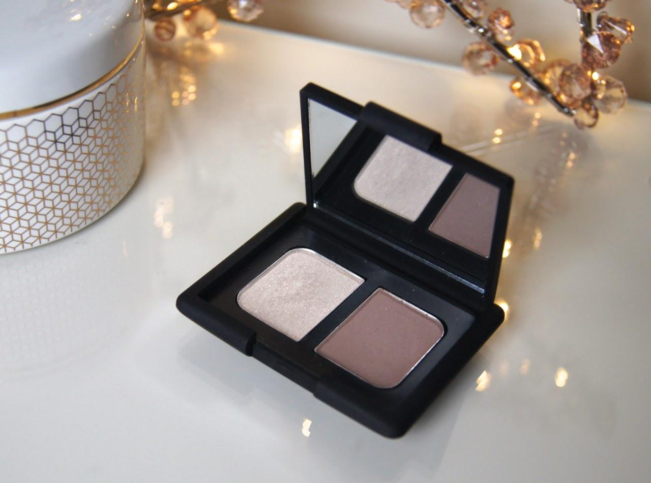 nars belissima eyeshadow duo review