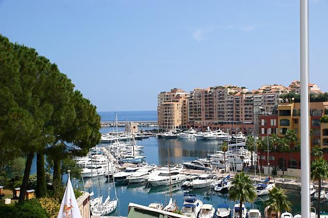Principauté de Monaco - Le Port