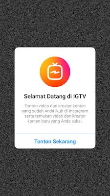 Cara Menonton dan Membuat Konten Video di IGTV