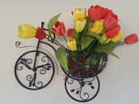 Tips Membuat Hiasan Bunga Asli Untuk Dinding