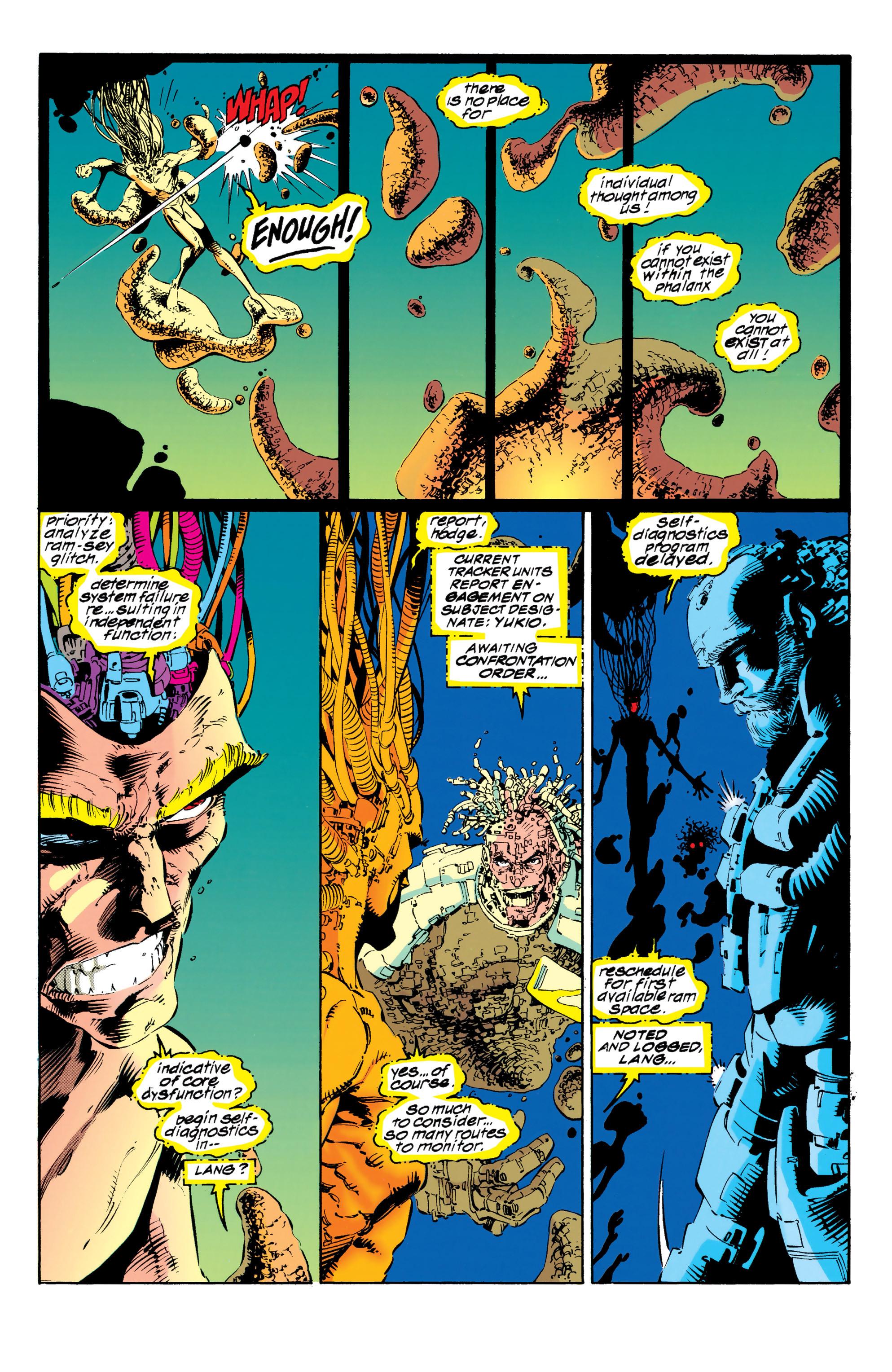 Read online Uncanny X-Men (1963) comic -  Issue #313 - 15