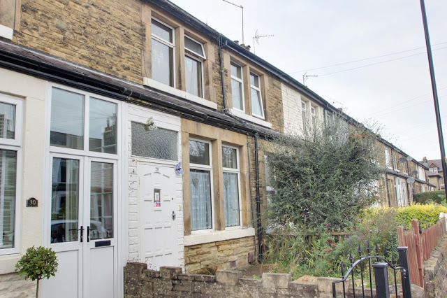 Harrogate Property News - 2 bed terraced house for sale Cecil Street, Harrogate HG1