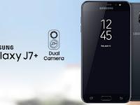 Samsung Galaxy J7 Plus dapat Memotret Bokeh Dari Dekat