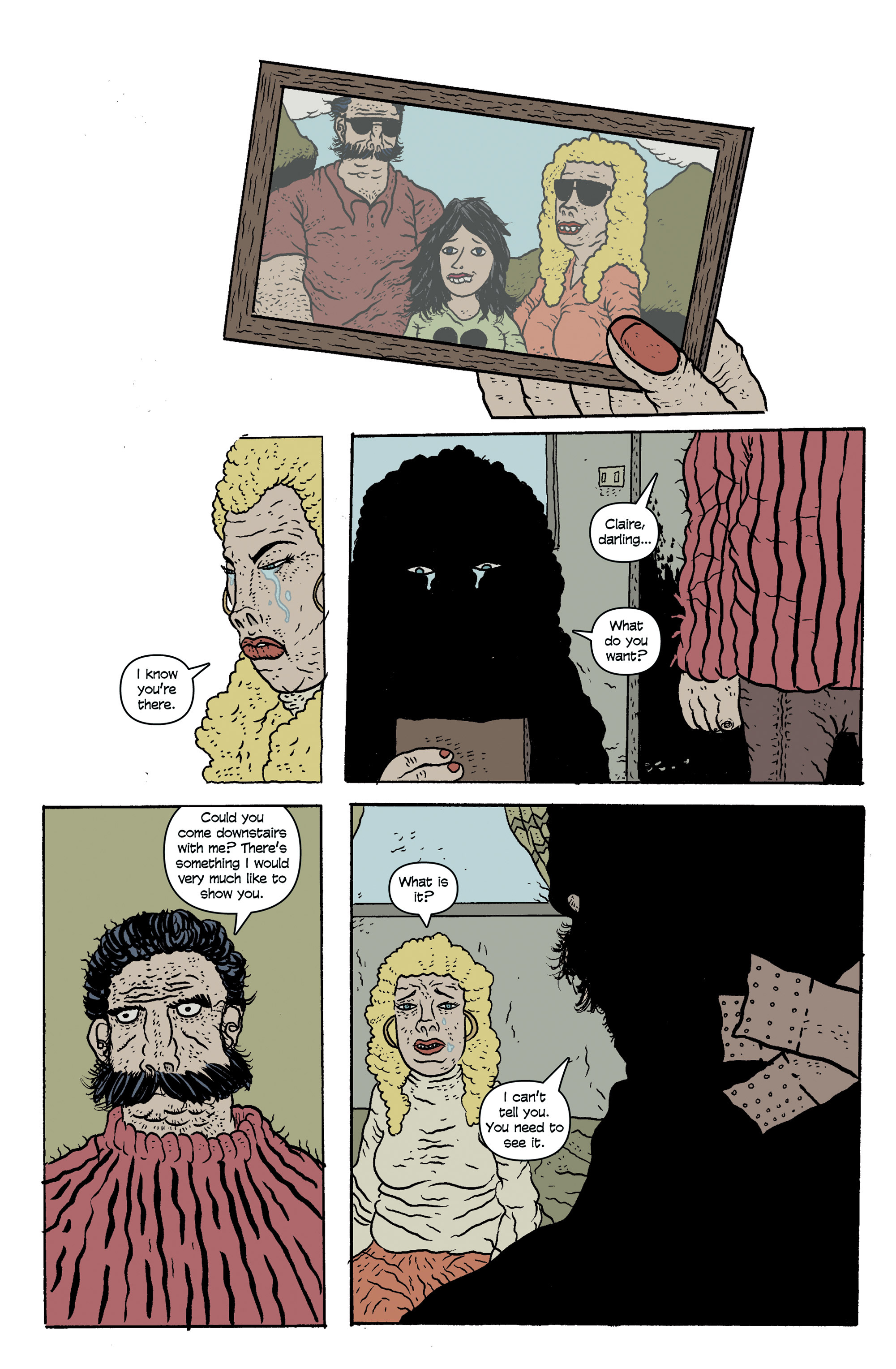 Read online And Then Emily Was Gone comic -  Issue #1 - 21