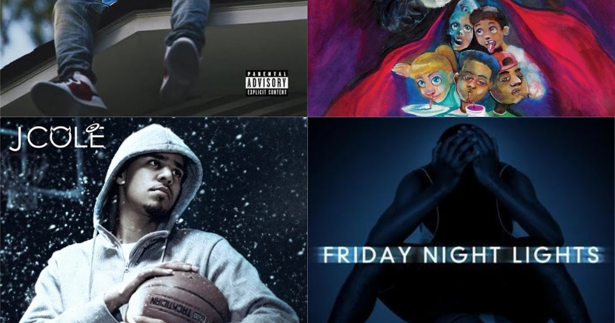 J Cole Friday Night Lights Song List