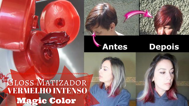 matizador para cabelo vermelho