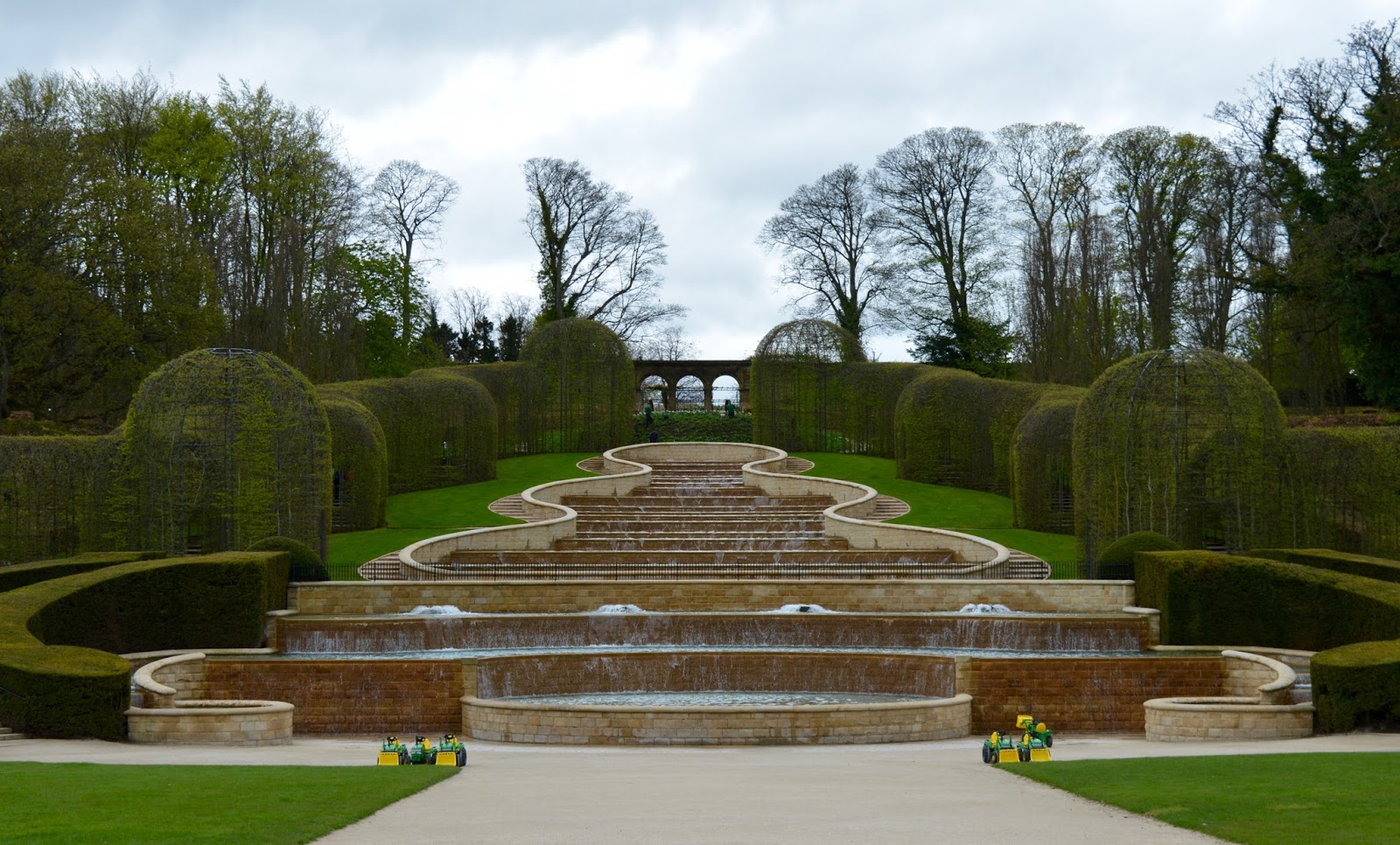 Why you should visit Alnwick Garden when the kids are at school