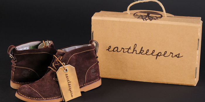 Environmentally Friendly Graphic Design: Timberland's