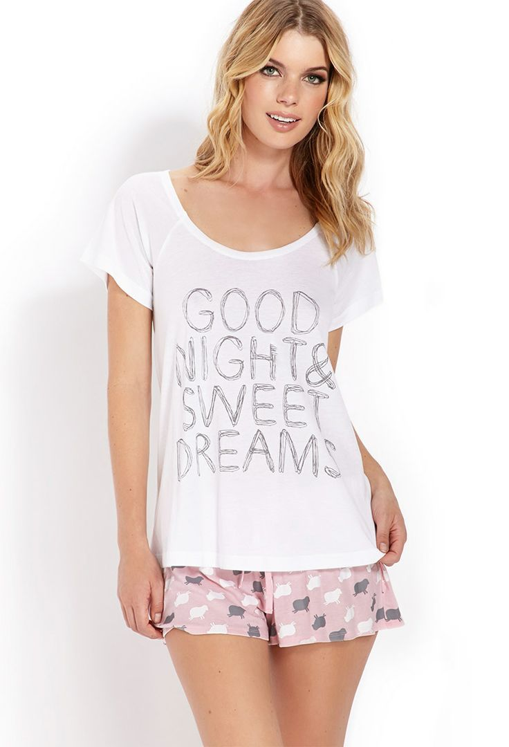 Fashion And Beauty Tips Trendy Pajama Set