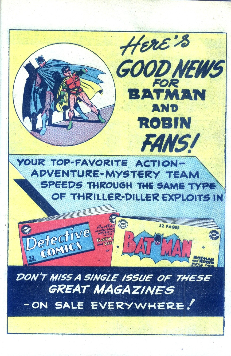 Read online World's Finest Comics comic -  Issue #43 - 73